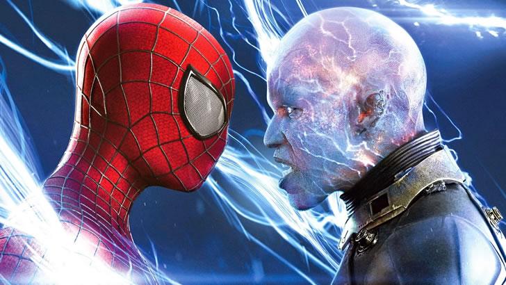 Inanılmaz örümcek Adam 2 The Amazing Spider Man 2 Türkçe Dublaj