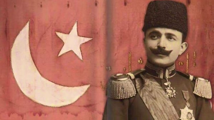 Enver Paşa   Zafer Tekin