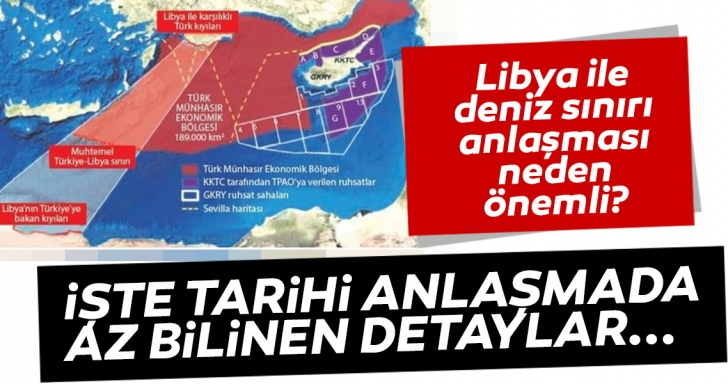 libya ile deniz siniri anlasmasi neden onemli iste tarihi anlasmada az bilinen detaylar 728x384