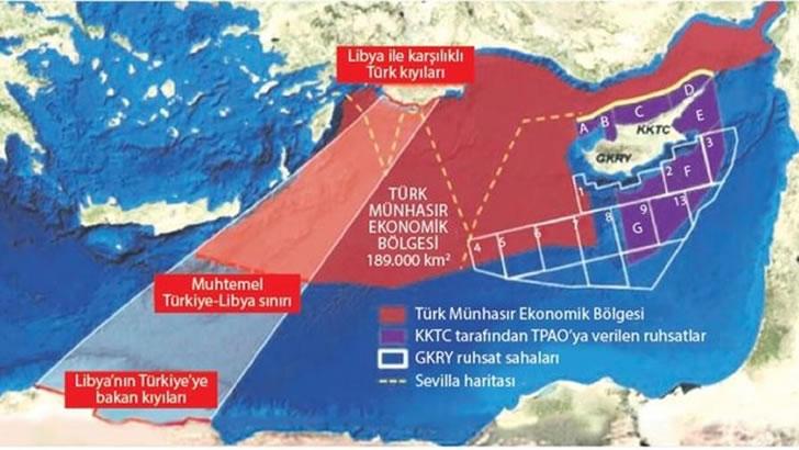 turkiye libya